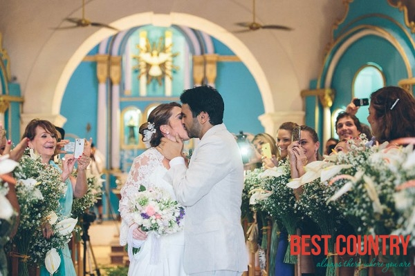 Brazilian Wedding Traditions