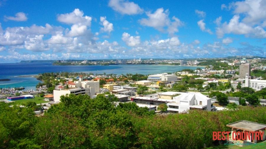 Хагатна — столица Гуама