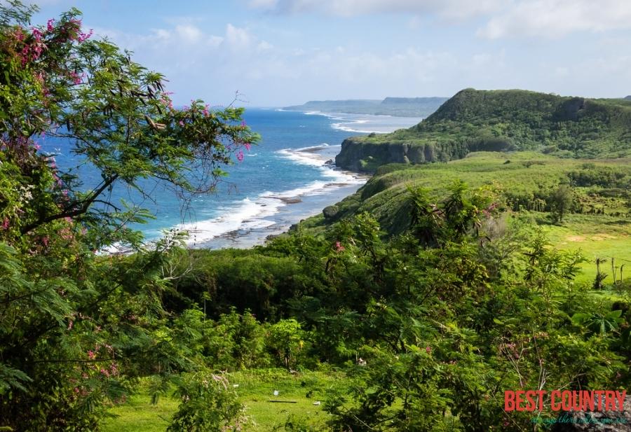Climate of Guam