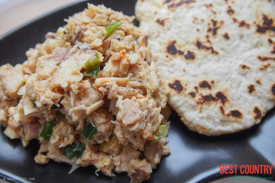 Особенности кухни Гуам