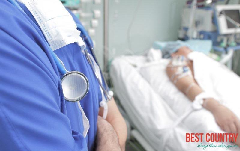 Медицина и здоровье в Анголе