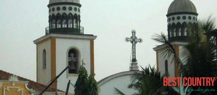 Религия Анголы