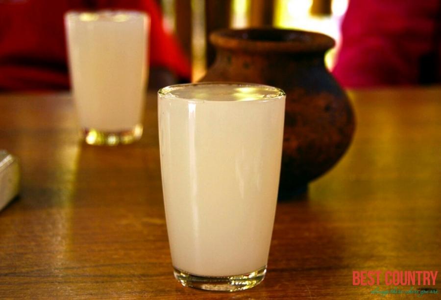 Спиртные напитки Бенина