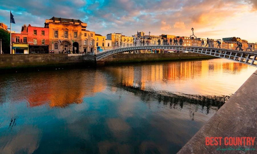Dublin is the capital of Ireland