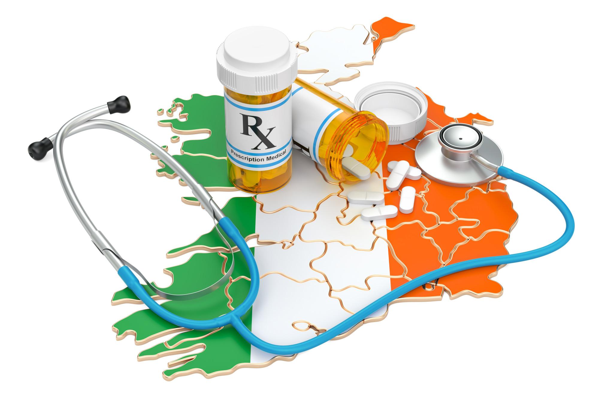 Медицина в Ирландии