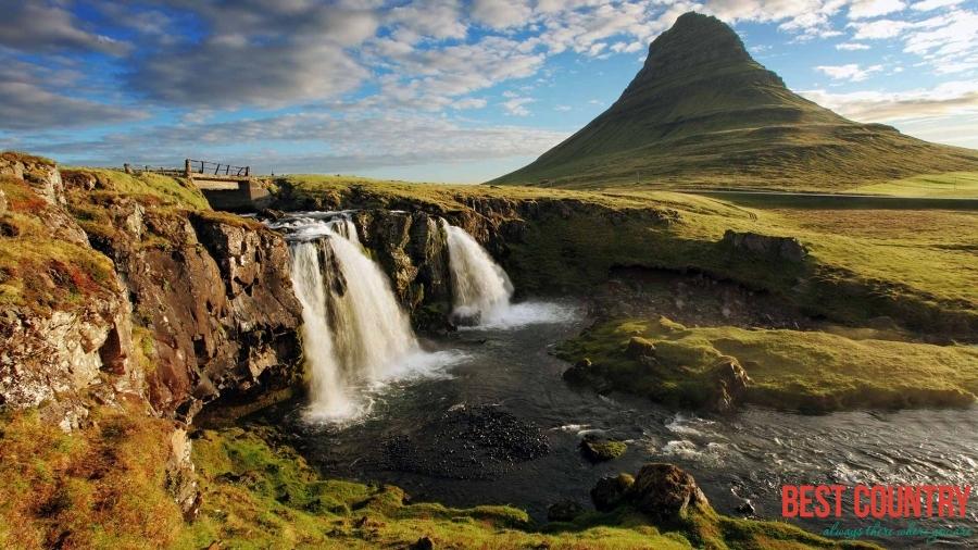 Климат в Исландии