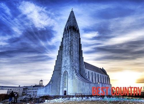 Религия Исландии