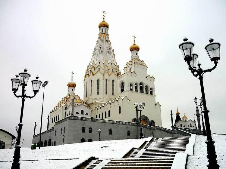 Religion of Belarus