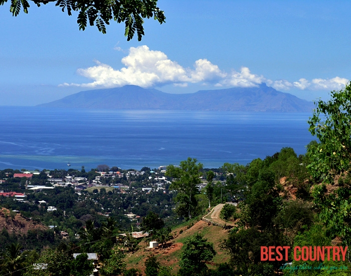 The capital of East Timor is Dili