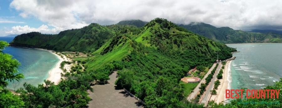 Климат Восточного Тимора