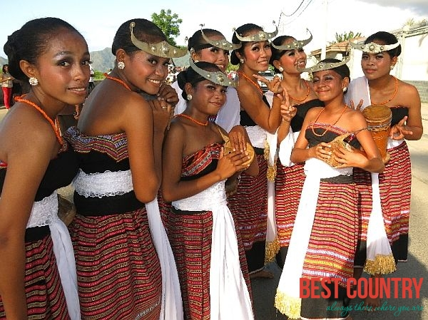 Timor People Marriage Tradition
