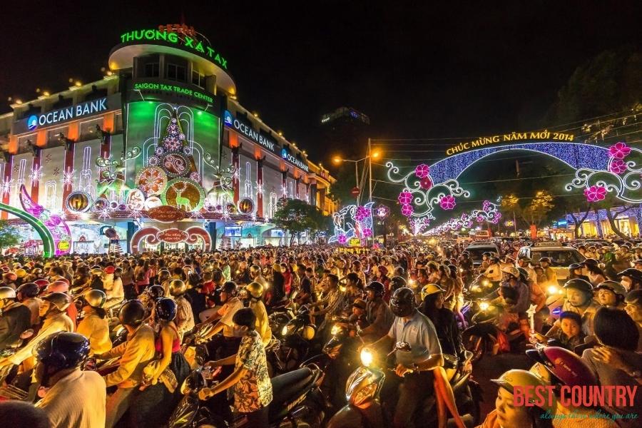 Рождество во Вьетнаме