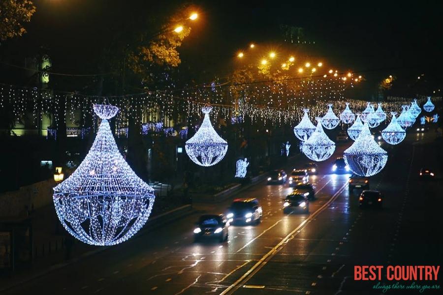 Celebrating Christmas in Georgia
