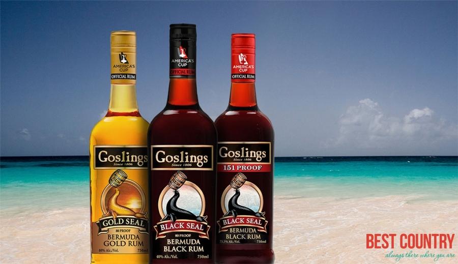 Алкоголь на Бермудах