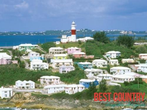 Бермудские острова - Религия