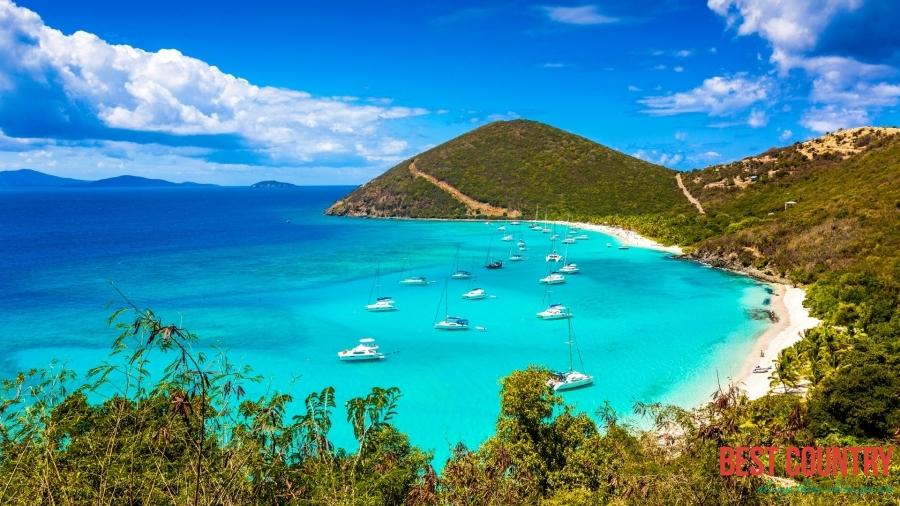 Климат Британских Виргинских островов