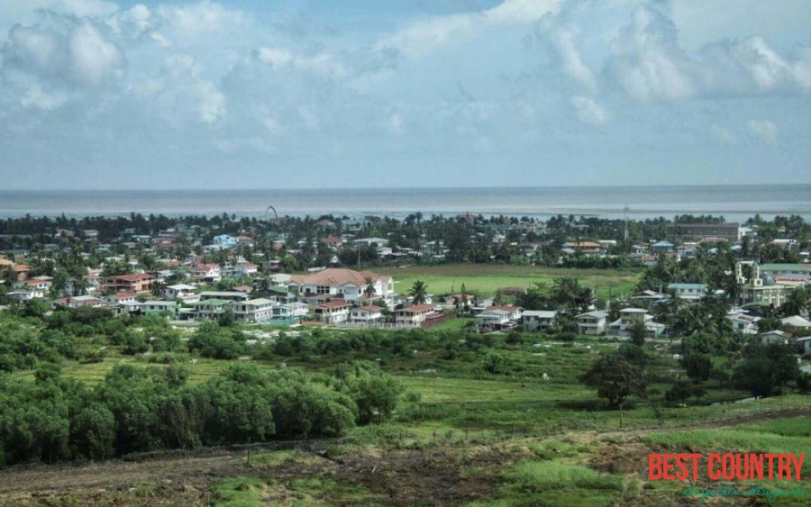 Georgetown is the capital of Guyana