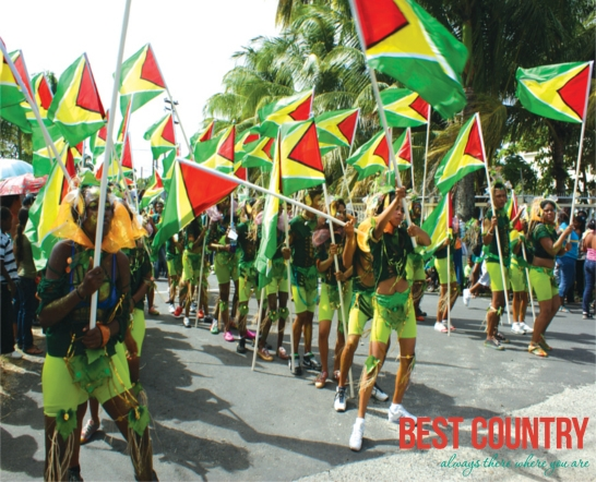 Festivals in Guyana