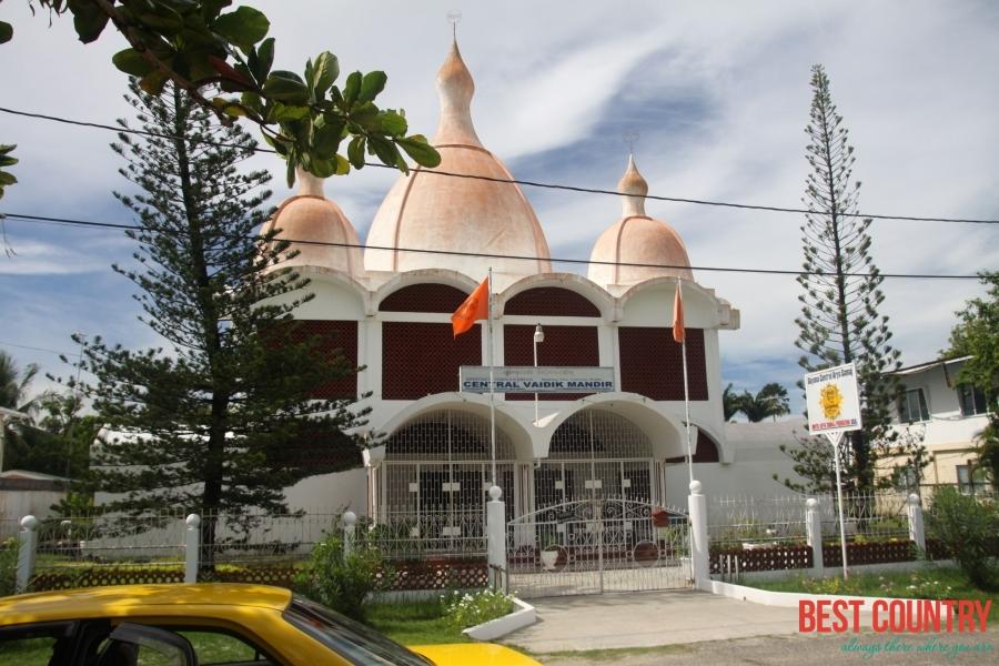 Религия народов Гайаны