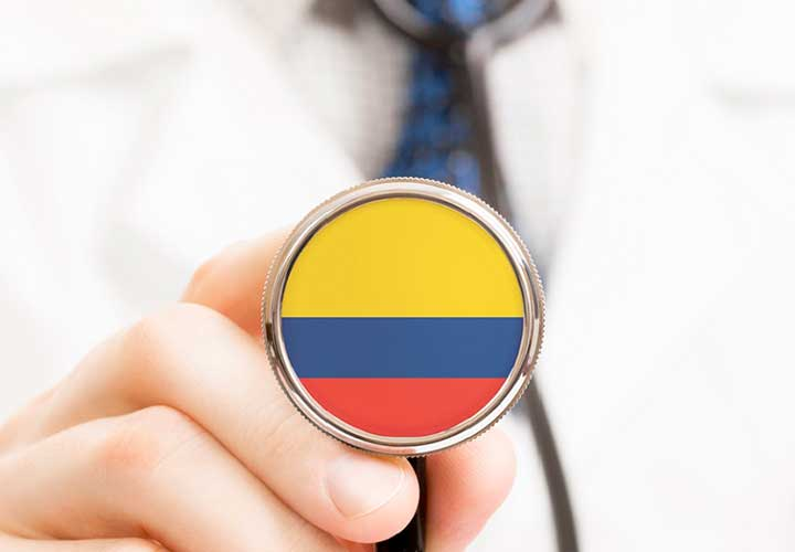 Healthcare in Colombia