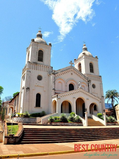 Religion in Paraguay