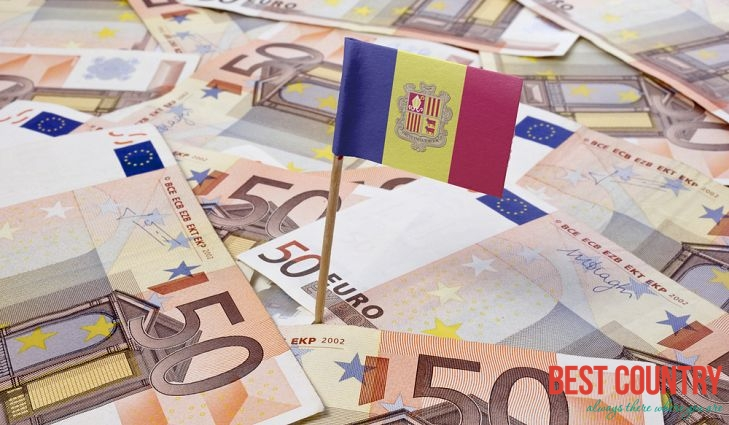 What is the national currency of Andorra?