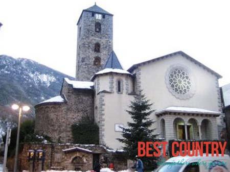 Andorra - Religions