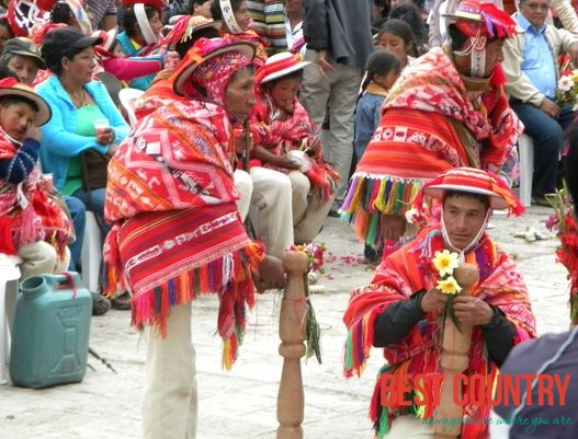 Новый год в Перу