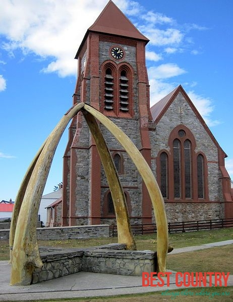 Religion in the Falkland Islands