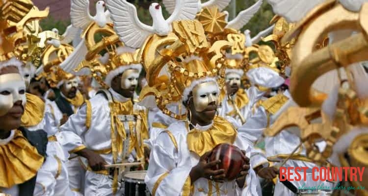 French Guiana — Festivals and Events