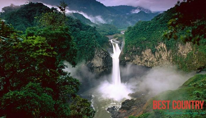Climate of Ecuador