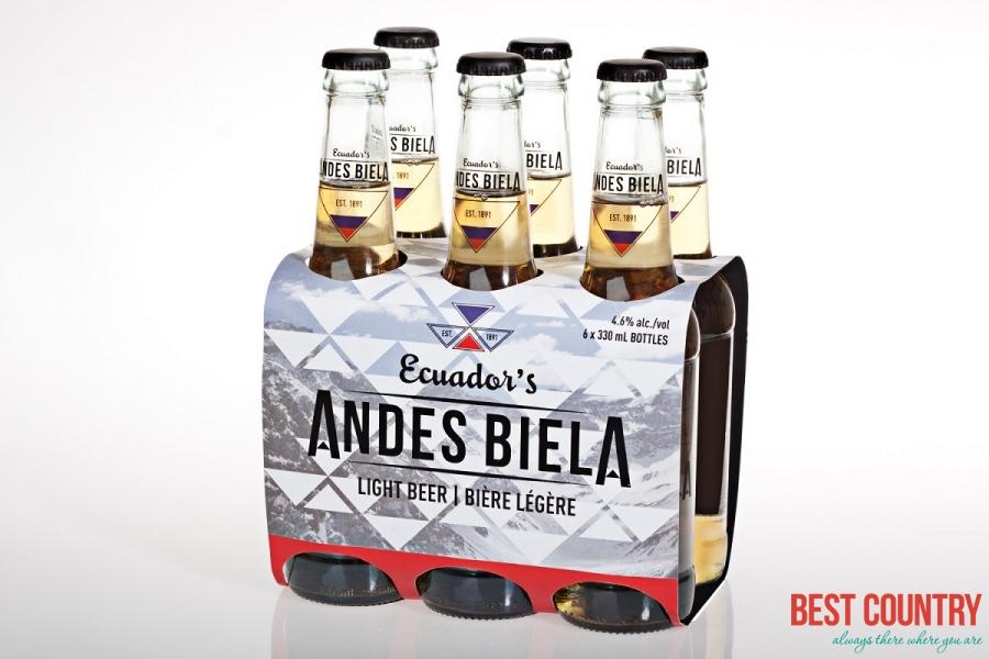 Alcoholic Beverages in Ecuador