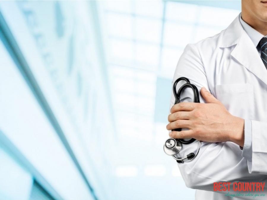 Медицина и лечение во Французской Гваделупе