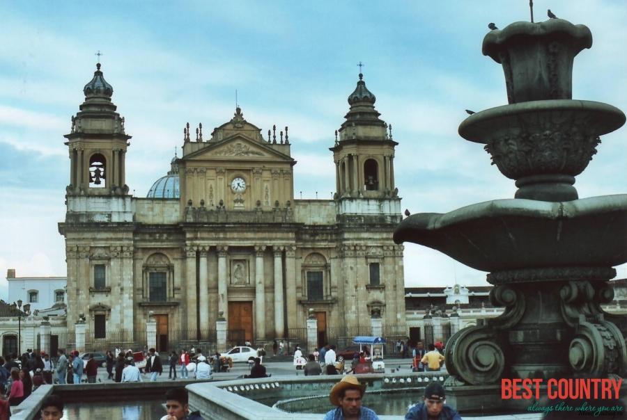 Гватемала: Религия