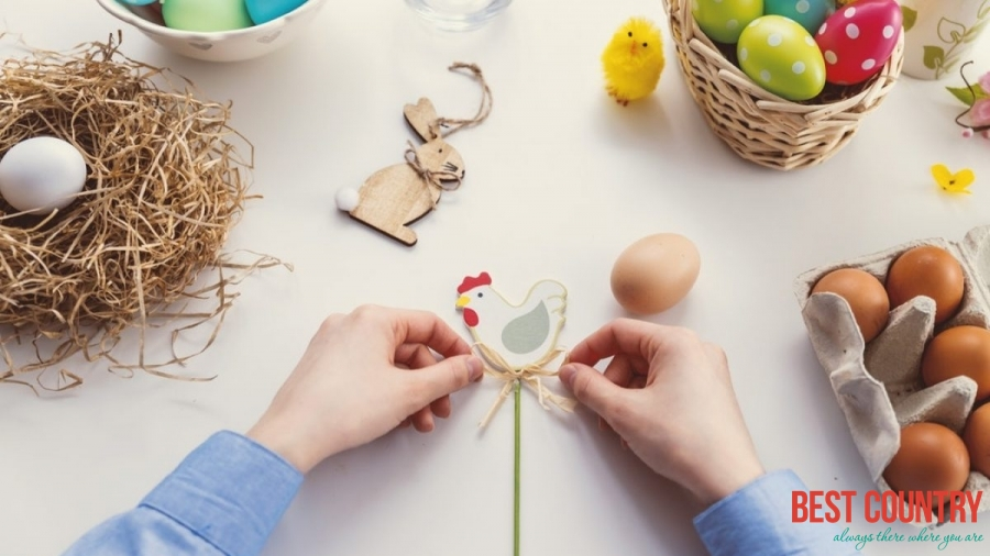 Easter in Belgium
