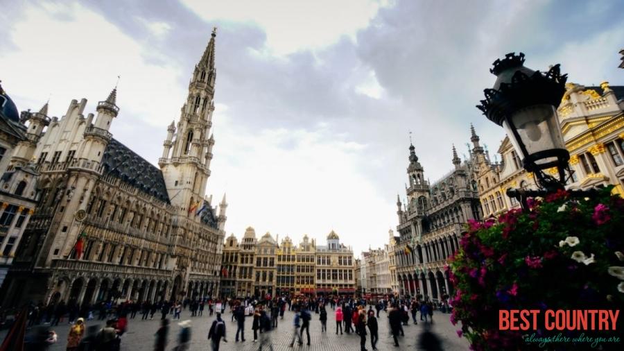 Культура Бельгии