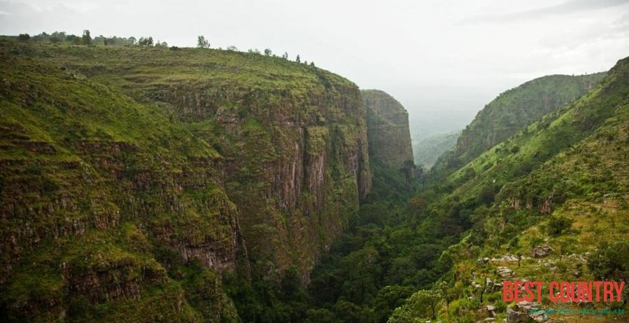 Климат в Бурунди