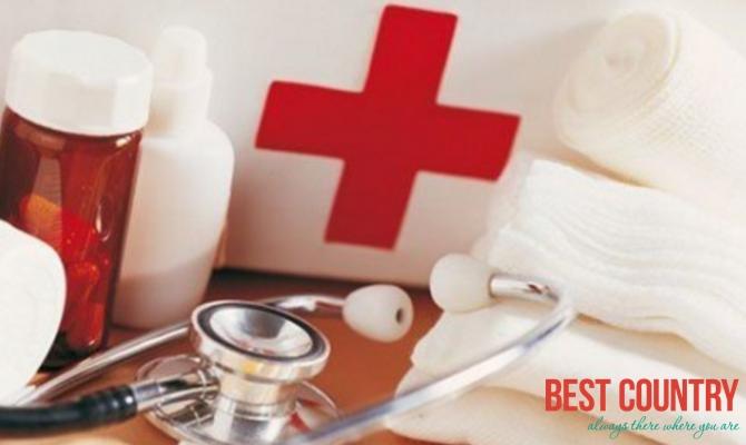 Здравоохранение Гамбии
