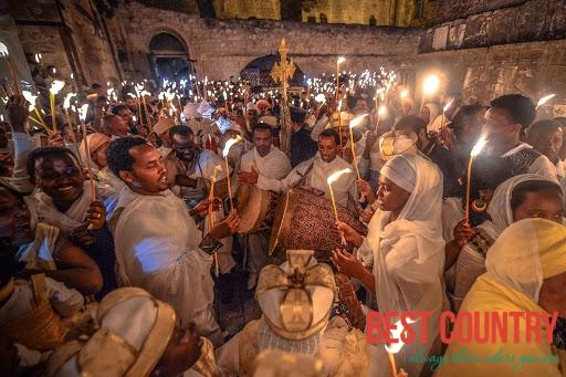 Великодні традиції в Ізраїлі