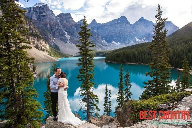 Свадебные традиции Канады