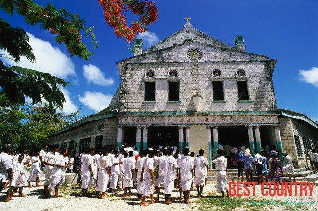 Religion in Kiribati