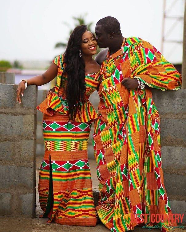 Традиционная свадьба в Гане