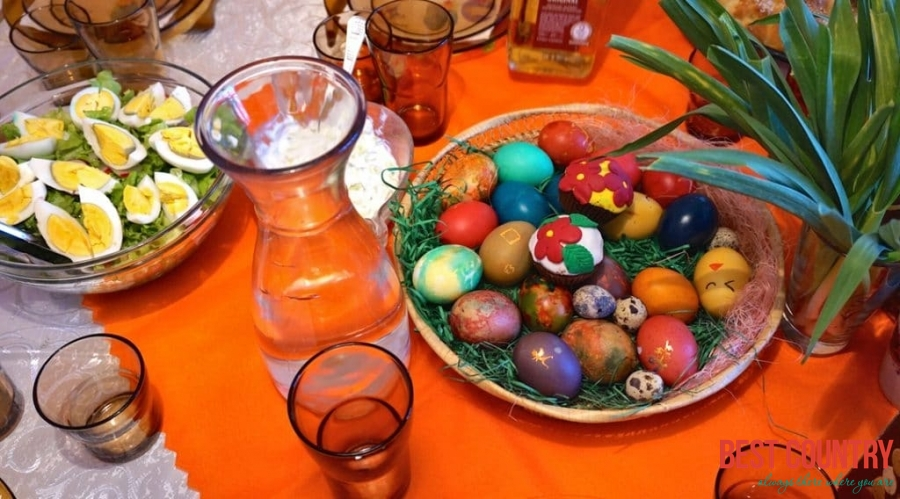 Easter traditions in Bulgaria