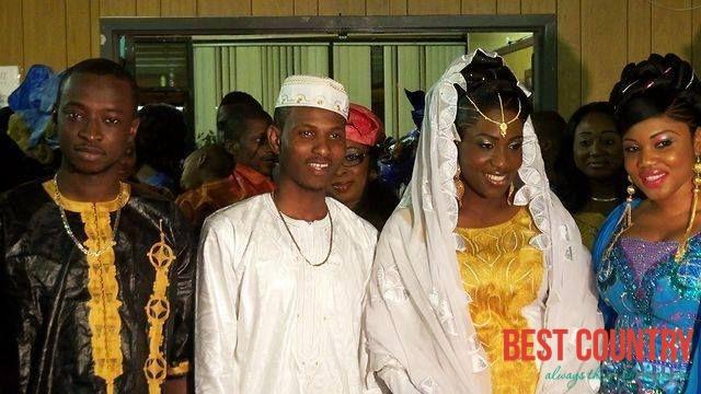 Свадьба в Гвинее