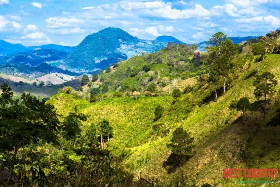 Climate of Honduras