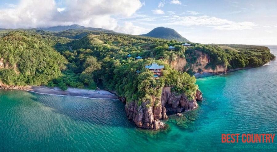 Климат Доминики