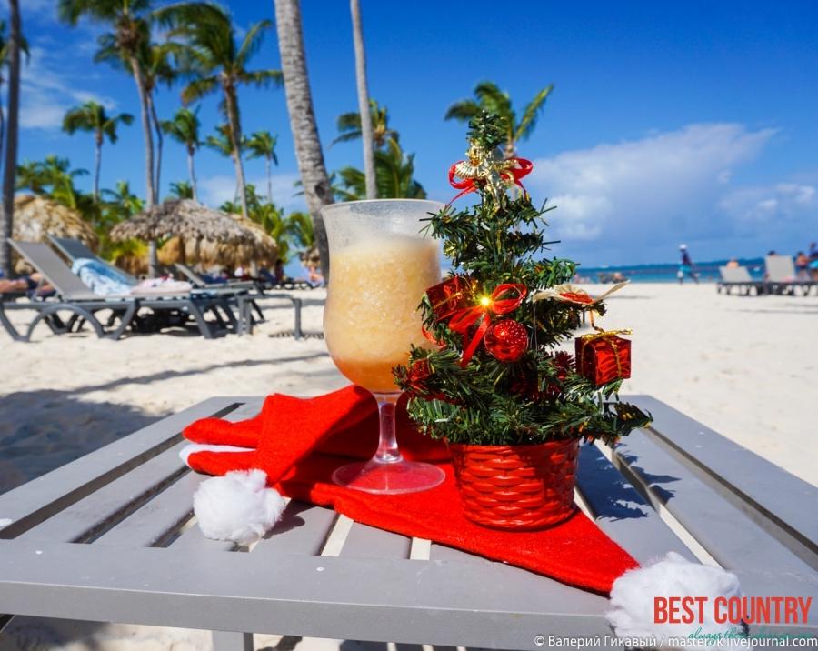 Католическое Рождество в Доминикане