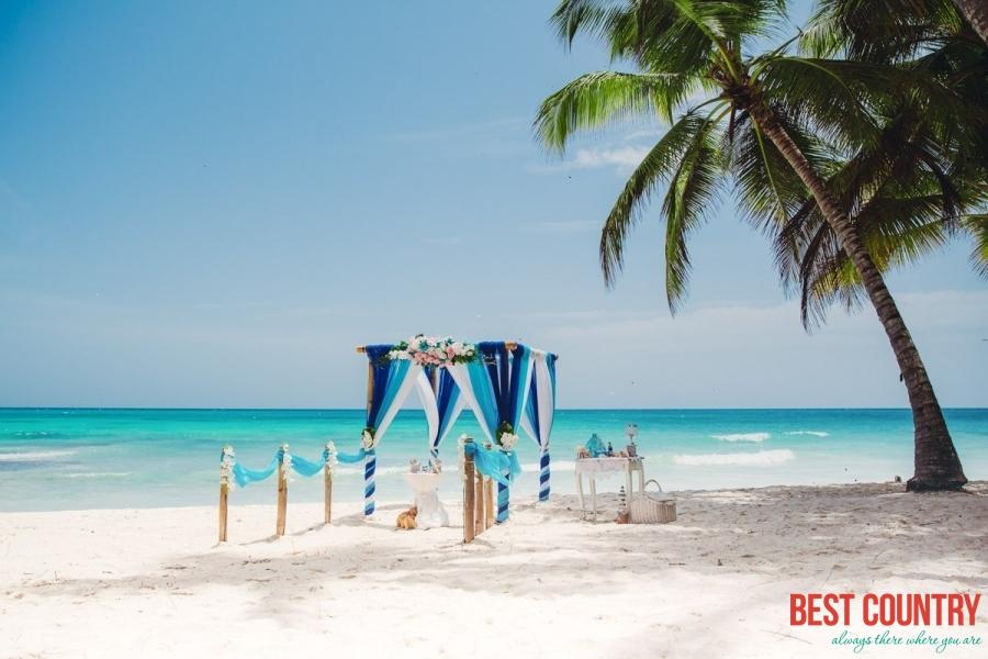 Свадебные обычаи в Доминикане