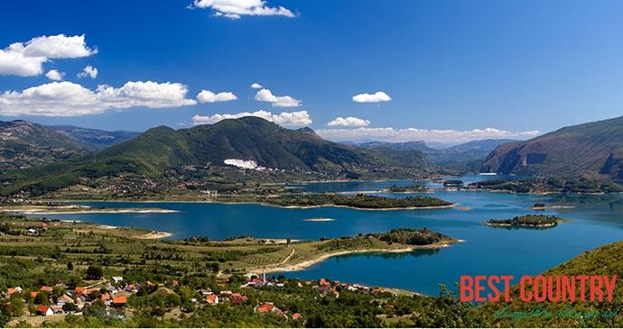 Климат в Боснии и Геpцеговине