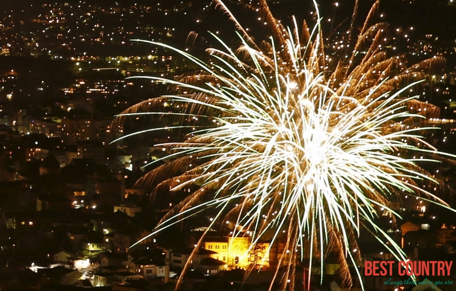 New Year in Bosnia and Herzegovina